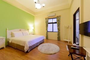 Warm House B&B, Проживание в семье  Тайдун - big - 39