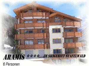 Aramis - Apartment - Saas-Fee