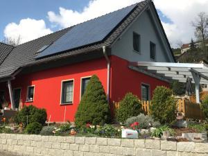 Fewo Ehrlich Sächs. Schweiz - Königstein an der Elbe