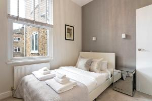 Stylish and Modern 2 Bed apt in Queens Park, Apartmány  Londýn - big - 10