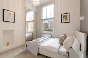 Stylish and Modern 2 Bed apt in Queens Park, Apartmány  Londýn - big - 9