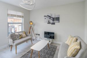 Stylish and Modern 2 Bed apt in Queens Park, Apartmány  Londýn - big - 5