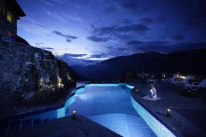 Luna Volcan, Adventure SPA