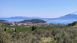 Epidavros View Argolida Greece