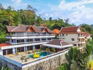 Patong Ocean View Villa 11 Bedroom - Ban Na Nai