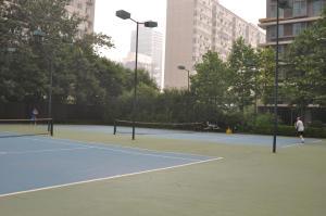 Beijing New Oriental Suites in Seasons Park Sanlitun, Апарт-отели  Пекин - big - 51