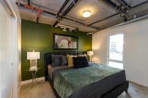Urban 20 FT Two Level Loft, Apartmány  Los Angeles - big - 38