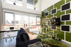 Urban 20 FT Two Level Loft, Apartmány  Los Angeles - big - 39
