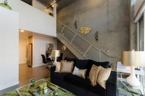 Urban 20 FT Two Level Loft, Apartmány  Los Angeles - big - 44