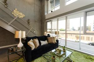 Urban 20 FT Two Level Loft, Apartmány  Los Angeles - big - 46