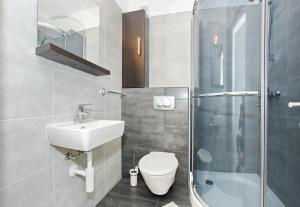 Apartments Vila Moli, Apartments  Bibinje - big - 67