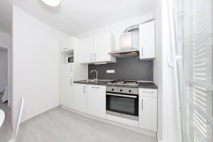 Apartments Vila Moli, Apartments  Bibinje - big - 6