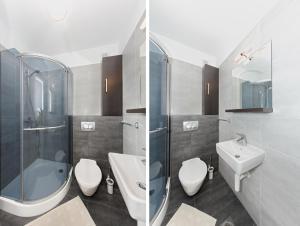 Apartments Vila Moli, Apartments  Bibinje - big - 26