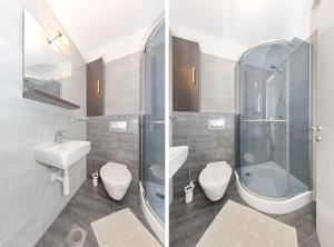 Apartments Vila Moli, Apartments  Bibinje - big - 55