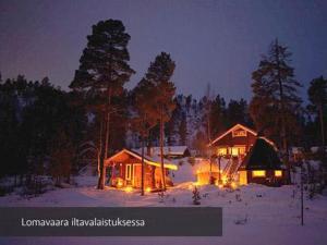 Holiday Home Lomavaara - Livana