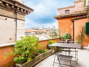 Locazione turistica Pantheon Panoramic Terrace - AbcRoma.com