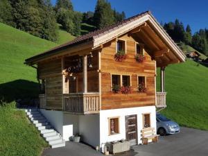Chalet Wäschhüsi - Apartment - Adelboden