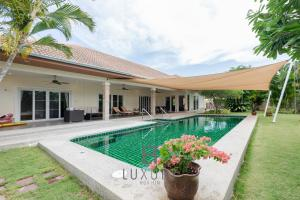 OPH3 Private Pool Villa With 3 Bedrooms - Ban Nong Sadao