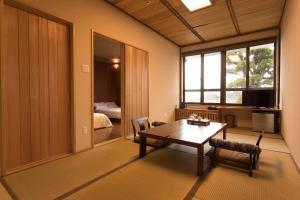 Superior Room with Open-Air Bath and Tatami Area Kannawaen