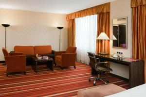 Azimut Hotel Olympic Moscow (12 of 54)