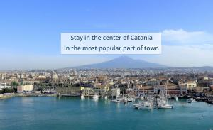 GREAT CATANIA- CENTRO (Appartamento Milena) - AbcAlberghi.com