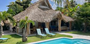 Ravissante villa Caribéenne, Лас-Терренас