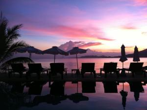 Cinnamon Beach Villas, Resort  Lamai - big - 38