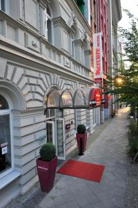 Mercure Hotel & Residenz Berlin Checkpoint Charlie, Hotel  Berlino - big - 94