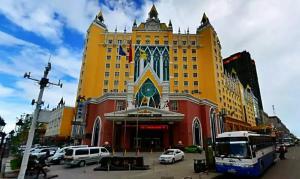 International Hotel Manzhouli - Krasnokamensk