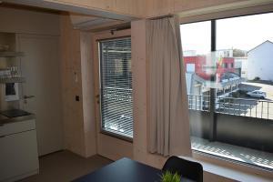 City Studios Warum ins Hotel, Apartmanhotelek  Heilbronn - big - 9