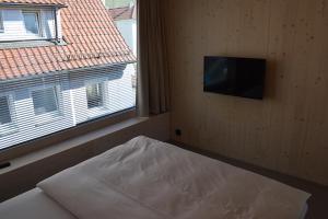 City Studios Warum ins Hotel, Apartmanhotelek  Heilbronn - big - 18
