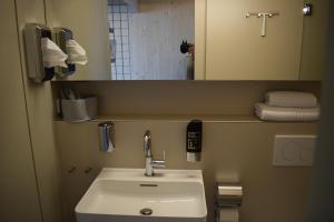 City Studios Warum ins Hotel, Apartmanhotelek  Heilbronn - big - 27