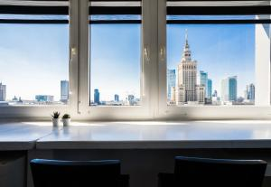 Elegant Apartment Panoramic - Warszawa