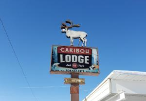 Caribou Lodge and Motel - Accommodation - Soda Springs