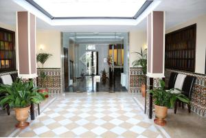 Hotel Puerta Nazarí, Hotel  Órgiva - big - 60