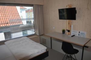 City Studios Warum ins Hotel, Apartmanhotelek  Heilbronn - big - 11