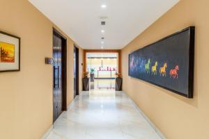 Golden Tulip Suites Gurgaon, Aparthotels  Gurgaon - big - 38