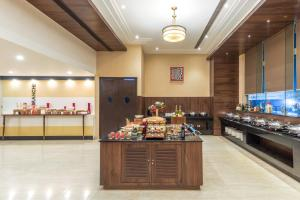 Golden Tulip Suites Gurgaon, Aparthotels  Gurgaon - big - 40
