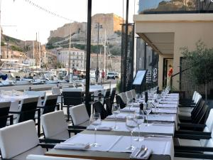 Hotel Centre Nautique, Hotely  Bonifacio - big - 40