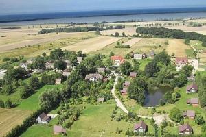 Domki w ogrodach Magra morze wieś cisza komfort