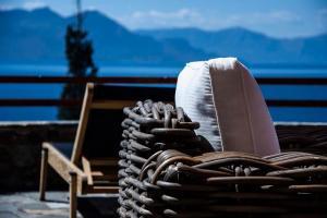 The Boatyard luxury studio with stunning views Aegina Greece