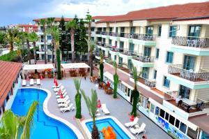 Отель Cinar Family Suite, Сиде