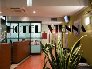emblème de l'établissement Hotel Vienna