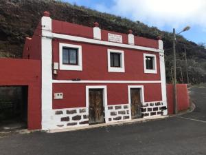 Calle Montaña Aguarijo, Mocanal