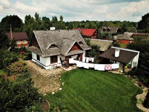 Białowieski Dworek dom dziewięcioosobowy