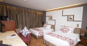 Movenpick Hotel & Convention Centre KLIA, Hotels  Sepang - big - 47