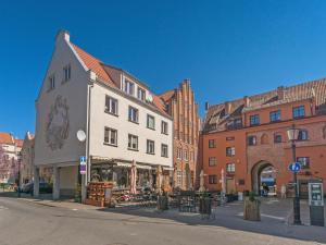Apartament Starogdański Nad Motławą