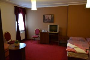 Comfort Double or Twin Room Hotel Cerny Orel Zatec