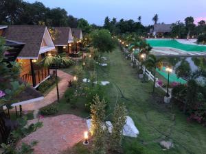 Changpuak resort Damnoen Saduak - Lak Hok