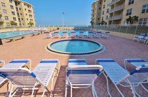 Sea Coast Gardens II 105, Prázdninové domy  New Smyrna Beach - big - 15